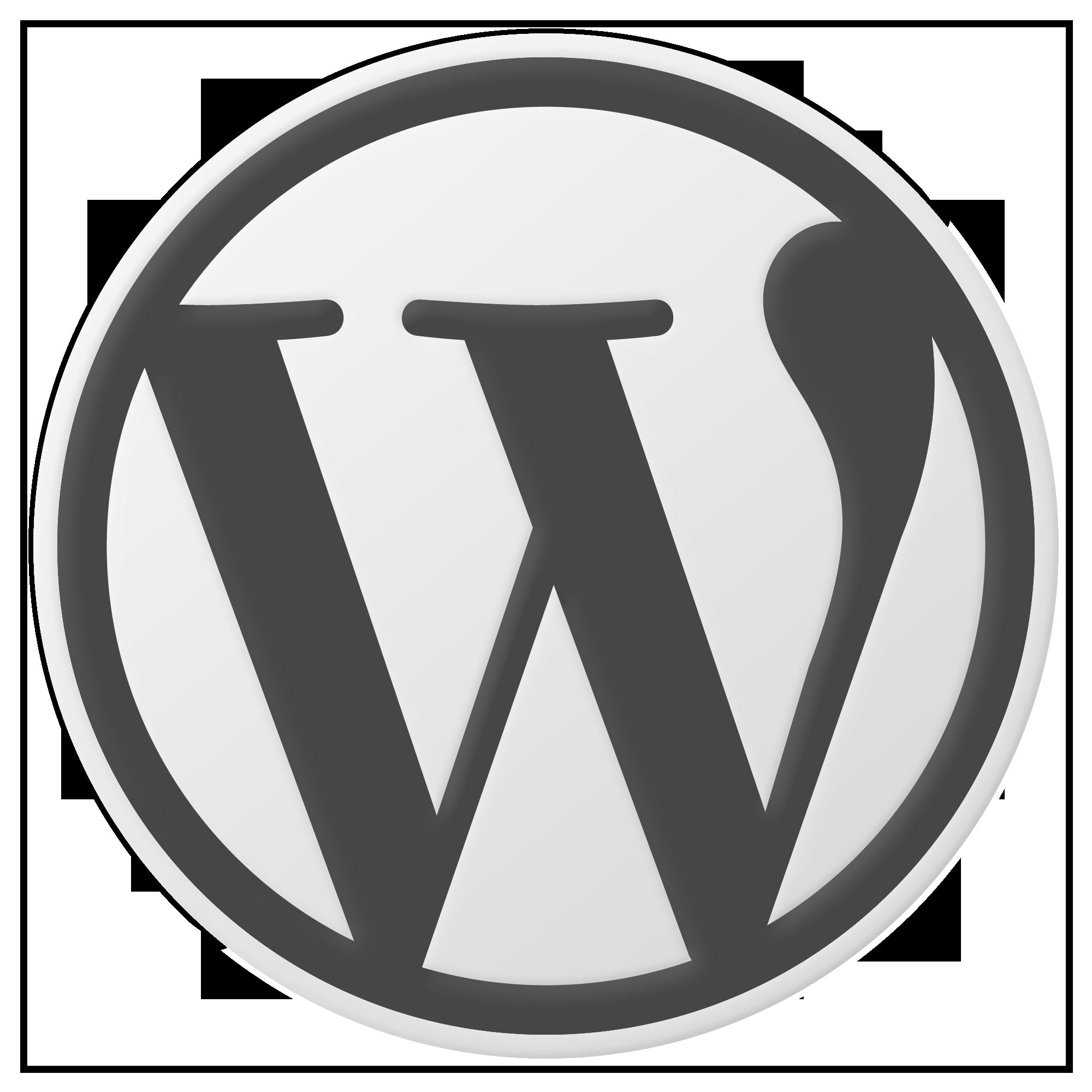 Bildergebnis für fotos vom word press logo